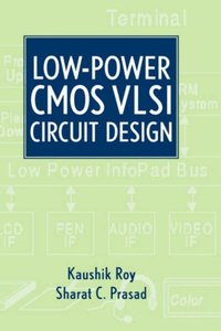 Low-Power CMOS VLSI Circuit Design-cover