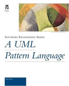 A UML Pattern Language (Paperback)-cover