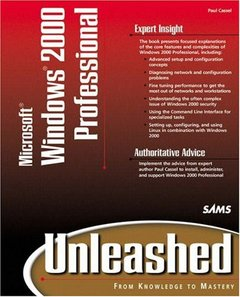 Microsoft Windows 2000 Professional Unleashed-cover
