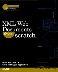 XML Web Documents From Scratch-cover