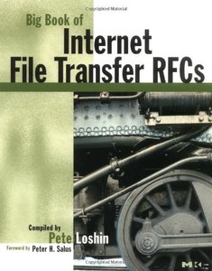 Big Book of Internet File Transfer Rfcs-cover