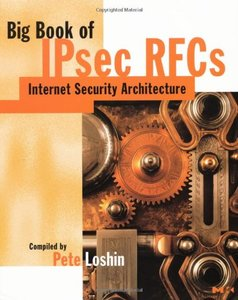 Big Book of IPsec RFCs: Internet Security Architecture-cover