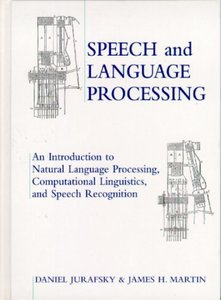 Speech and Language Processing (精裝)-cover