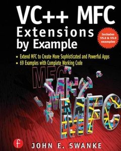 VC++ MFC Extensions by Example (Paperback)-cover