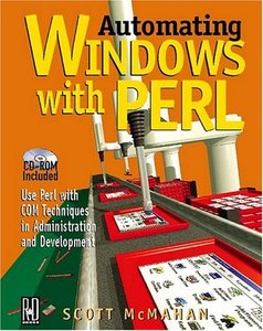 Automating Windows With Perl-cover