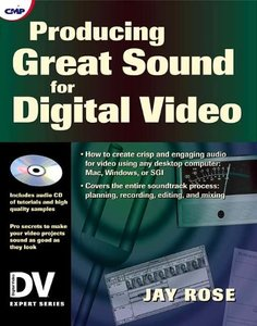 Producing Great Sound for Digital Video-cover
