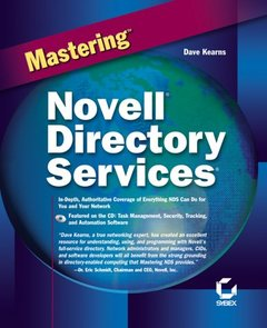 Mastering Novell Directory Services-cover