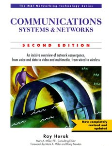 Communications Systems and Networks, 2/e (Paperback)-cover