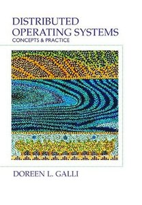 Distributed Operating Systems Concepts & Practice-cover