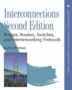Interconnections: Bridges, Routers, Switches, and Internetworking Protocols, 2/e (Hardcover)-cover