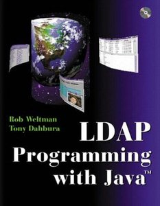 LDAP Programming with Java-cover