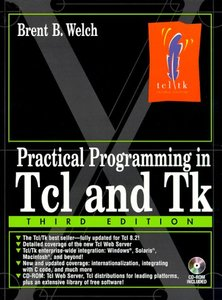 Practical Programming in Tcl and Tk, 3/e-cover