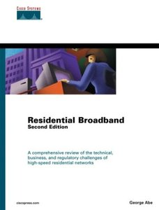 Residential Broadband, 2/e (Hardcover)-cover