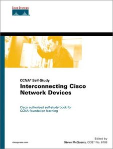 CCNA Self-Study: Interconnecting Cisco Network Devices (Hardcover)-cover