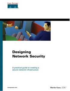 Designing Network Security (Hardcover)-cover