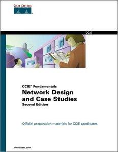 CCIE Fundamentals: Network Design and Case Studies, 2/e-cover