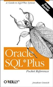 Oracle SQL Plus: Pocket Reference-cover