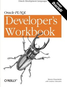 Oracle PL/SQL Developer's Workbook-cover