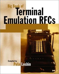 Big Book of Terminal Emulation RFCs (Paperback)-cover
