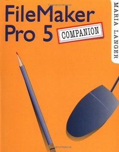 FileMaker Pro 5 Companion (Paperback)-cover