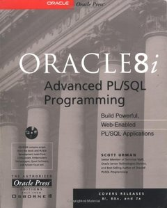Oracle8i Advanced PL/SQL Programming (Paperback)-cover