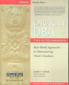 Oracle8 DBA Tips and Techniques