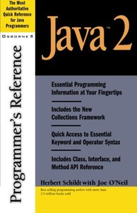 Java 2 Programmer's Reference-cover