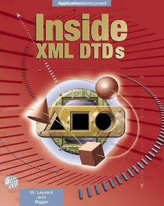 Inside XML DTDs: Scientific and Technical-cover