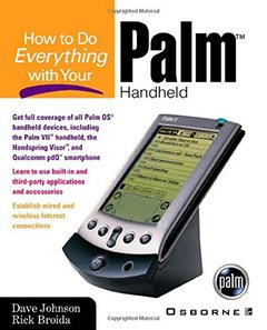 How to Do Everything with Your Palm Handheld-cover