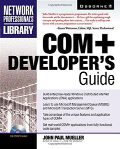 COM+ Developer's Guide-cover