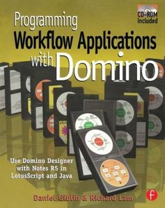 Programming Workflow Applications With Domino (Paperback)-cover