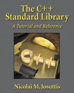 The C++ Standard Library : A Tutorial and Reference-cover