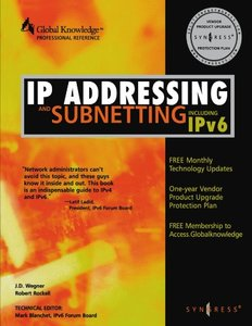IP Addressing and Subnetting, Including IPv6-cover