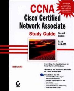 CCNA: Cisco Certified Network Associate Study Guide (Exam 640-507)-cover