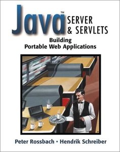 Java Server and Servlets: Building Portable Web Applications (Paperback)-cover