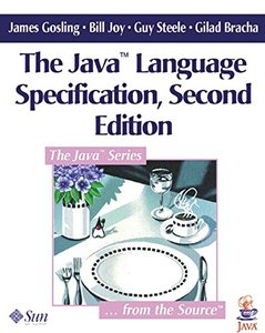 The Java Language Specification, 2/e (Paperback)-cover