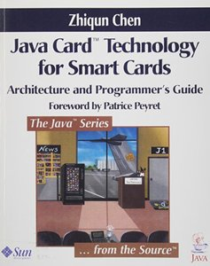 Java Card Technology for Smart Cards: Architecture and Programmer's Guide (Paperback)-cover