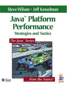 Java Platform Performance: Strategies and Tactics-cover