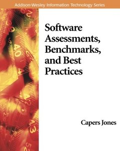Software Assessments, Benchmarks, and Best Practices (Paperback)-cover