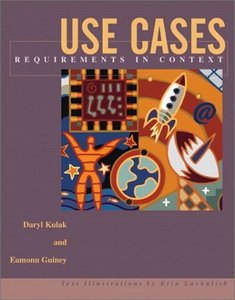 Use Cases: Requirements in Context-cover