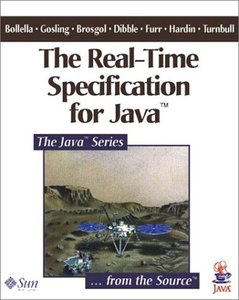 The Real-Time Specification for Java-cover