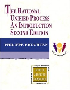 The Rational Unified Process: An Introduction, 2/e(Paperback)-cover