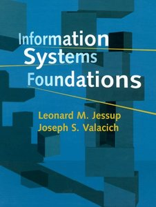 Information Systems Foundations-cover