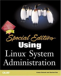 Special Edition Using Linux Administration-cover
