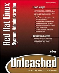 Red Hat Linux System Administration Unleashed-cover