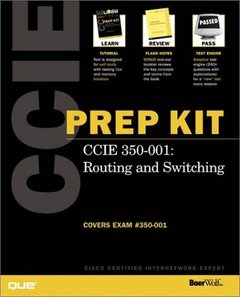 CCIE Prep Kit 350-001 Routing and Switching-cover