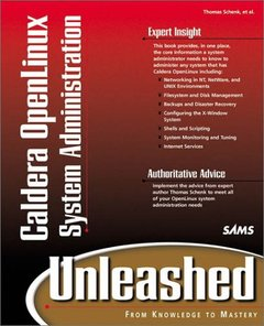 Caldera OpenLinux System Administration Unleashed-cover