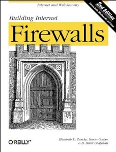 Building Internet Firewalls, 2/e (Paperback)-cover