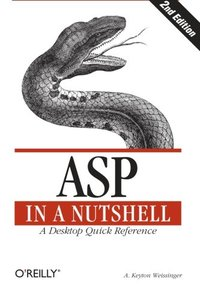 ASP in a Nutshell: A Desktop Quick Reference, 2/e (Paperbaack)-cover