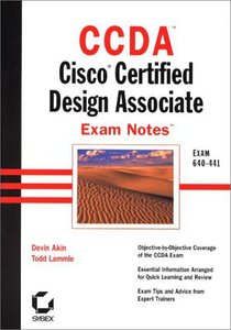 CCDA Cisco Certified Design Associate: Exam Notes-cover